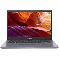 ASUS VivoBook 14 X409UA-EK342T Intel Core i3 7th Gen 14-inch FHD Compact and Light Laptop (4GB RAM/1TB HDD/Windows 10/Integrated Graphics/FP Reader/1.60 kg), Slate Grey