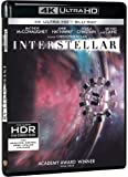 Interstellar [4K Ultra HD + Blu-Ray]