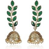 Shining Diva Fashion Latest Traditional Jhumki Earrings for Women and Girls