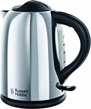 Russell Hobbs Electric Kettle, Silver, 1.7 Liters, 20420
