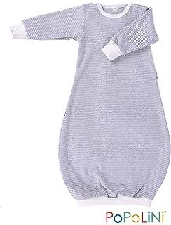 Popolini Baby Sommer Schlafsack kba Baumwolle Babyschlafsack Neu OVP
