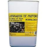 PEQUINSA Limpiador y desengrasante de Motores. Envase 5 litros
