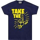 Fortnite - Take The L - Camiseta de Manga Corta para niños