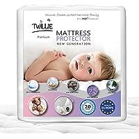 Twillie – Protège Matelas 60 x 120 cm Imperméable et Respirant - Alèse Qualité Supérieure Certifié Oeko-TEX® - Aegis…