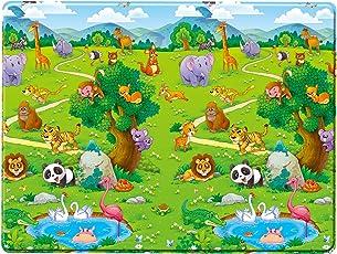 Bieco 95000000–Baby Tappetino da gioco in schiuma, ca. 180x 120x 1,20cm
