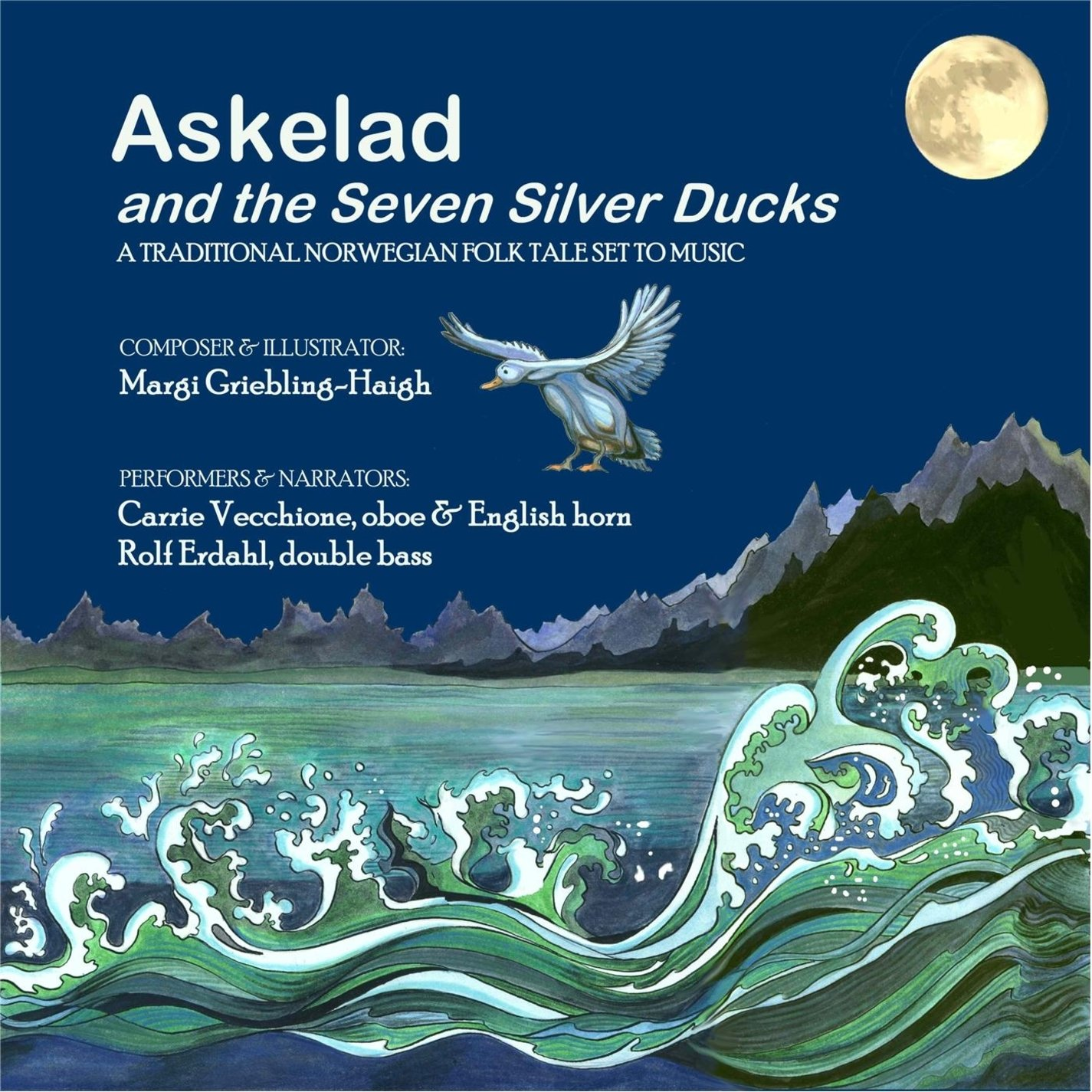 Askelad and the Seven Silver Ducks
