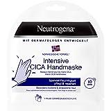Neutrogena Noorse formule handcrème, intensieve Cica handmasker voor beschadigde droge huid, 1 paar