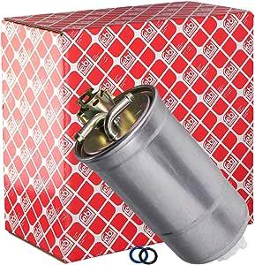Febi Bilstein 21622 Kraftstofffilter Mit Dichtringen 1 Stück Auto
