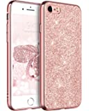 BENTOBEN iPhone SE 2020 Hülle, iPhone 8 Hülle, Handyhülle iPhone 7, Handyhülle iPhone SE 2020/8/7 Case mit TPU Bumper…