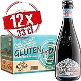 Baladin - Box Birra Nazionale Gluten free - Birra Artigianale 100% Italiana - Blonde Ale, Gluten Free, Non Pastorizzata, 6,5%