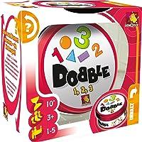 Zygomatic 002964 - Dobble 1, 2, 3 - Kinder-Spiel, Deutsch