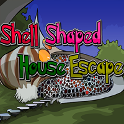 shell-shaped-house-escape