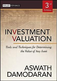 Damodaran investment valuation manuscript paper ian nolan green investment bank linkedin profile