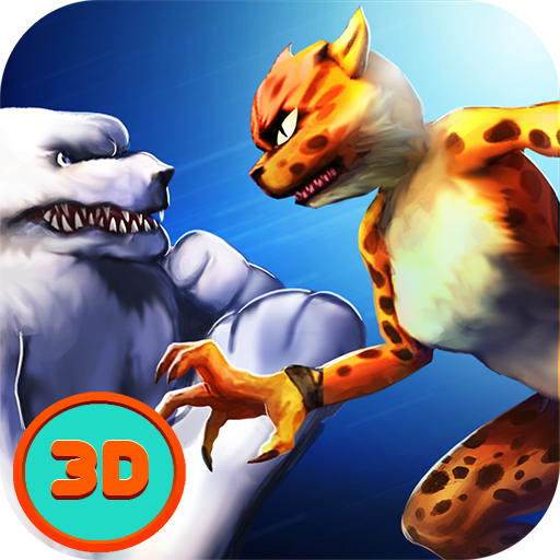 Insane Wildlife Battle Madness - Beast Fighting Rivals -
