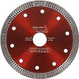 PRODIAMANT Premium diamantslijpschijf voor tegels en fijnsteengoed 125 mm x 22,23 mm PDX93.936