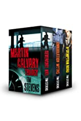 Martin Calvary Trilogy (Severance Kill, Annihilation Myths, Redemption Road) Kindle Edition