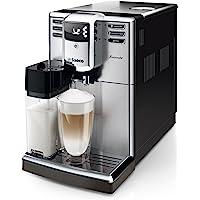 Saeco Incanto HD8917/01 Macchina da Caffè Automatica con Macine in Ceramica, Filtro AquaClean, Caraffa Latte Integrata…