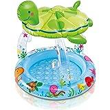 Intex - 57119 Sea Turtle Shade Pool (Blue)