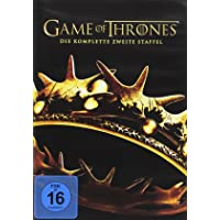 Game of Thrones - Die komplette zweite Staffel