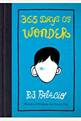365 Days of Wonder Paperback