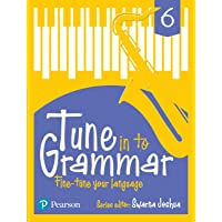 English Grammar Book, Tune in to Grammar, 11 -12 Years (Class 6), By Pearson
