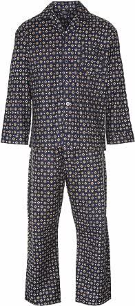 New Mens Champion Diamond Wyncette Brushed Cotton Pyjama nightwear lounge wear
