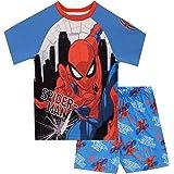 Marvel Pijamas para Niños Spiderman