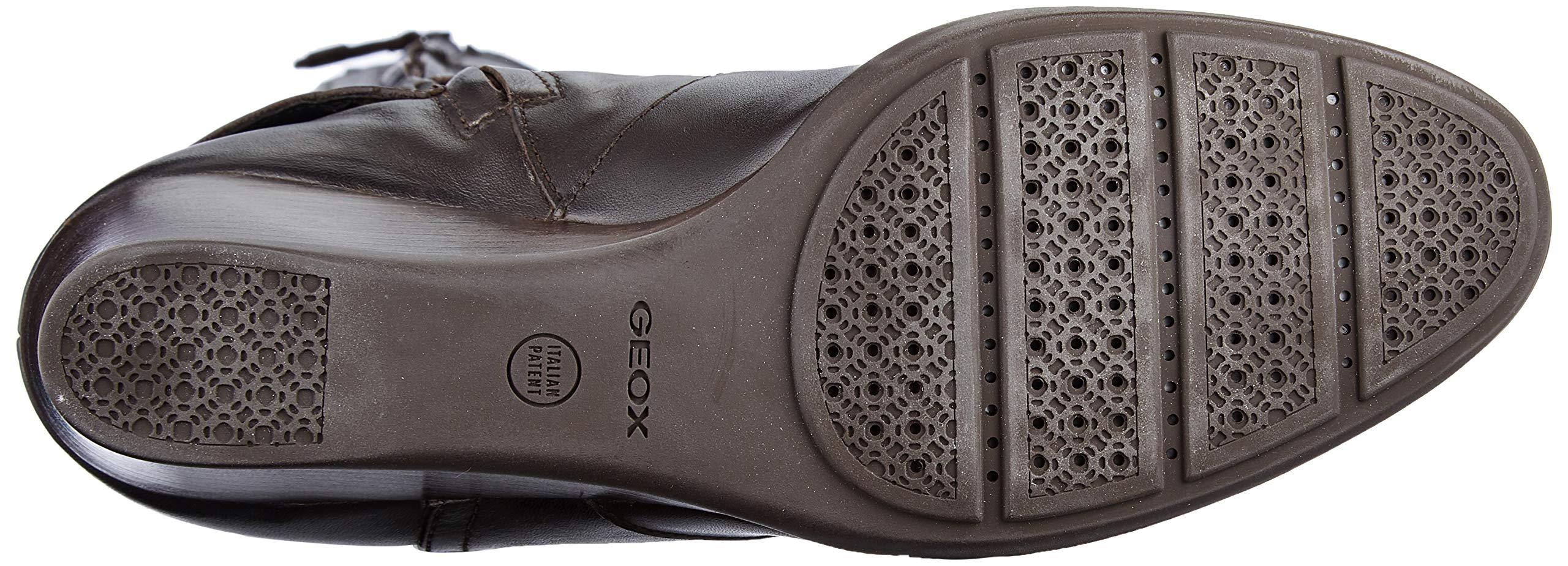 Geox Damen D Inspiration Wedge B Stiefel 3