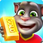 Talking Tom: Course � l'or