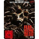 Fear the Walking Dead - Staffel 1+2 - Steelbook