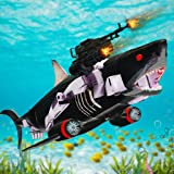 Shark Robot Transformation - Robot Shark Games