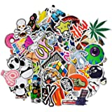 Random Sticker Variety Vinyl Car Sticker Motorcycle Bicycle Luggage Decal Graffiti Patches Skateboard Stickers for Laptop Sti