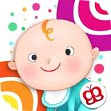Kleinkind-Klänge 123 - Lernkarten für Babys zum Berühren und Spielen