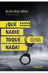 Que nadie toque nada (Libros singulares) Versión Kindle