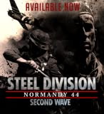 Steel Division: Normandy 44 - Second Wave [PC Code - Steam]