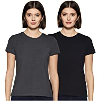 Amazon Brand - Symbol Women's Regular Fit T-Shirt