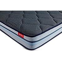 Duroflex Balance - Orthopaedic Certified 6 Inch Single Size Memory Foam Mattress (72 x 36 x 6) Inches