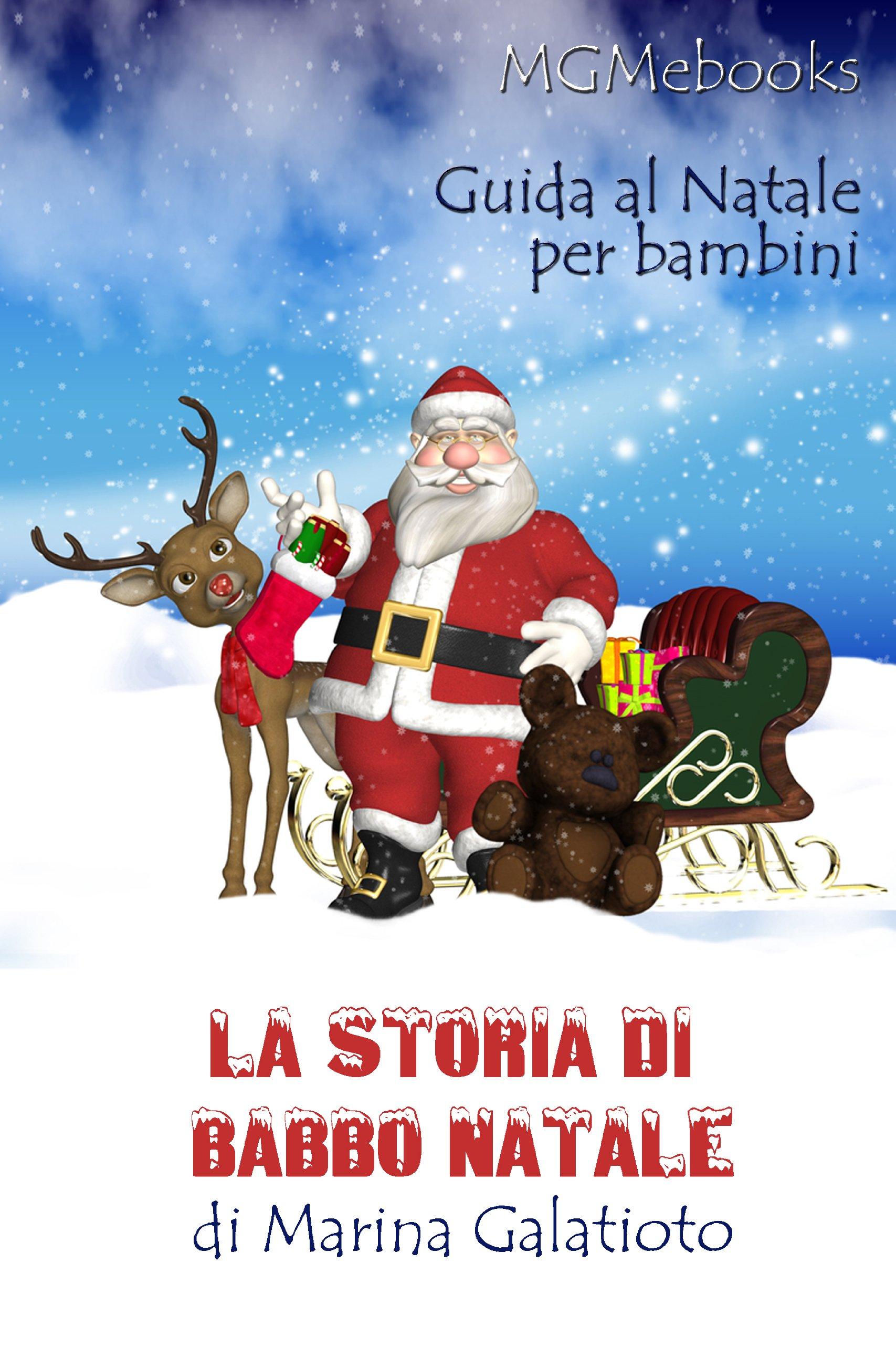 La Storia Babbo Natale.La Storia Di Babbo Natale Giochi Legno