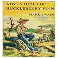 Free Book-The Adventures of Huckleberry Finn