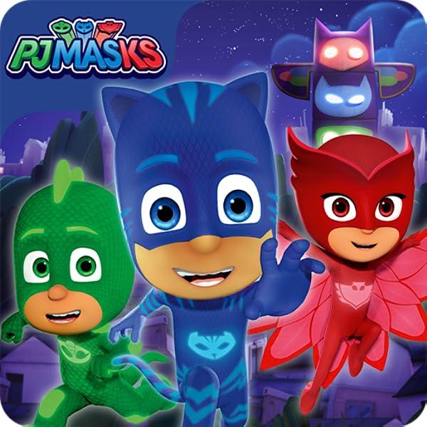 PJ Masks™: Superpijamas : Amazon.es: Apps y Juegos