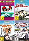 Herbie - Collection: Ein toller Käfer   Fully Loaded   Rallye Monte Carlo   Groß in Fahrt (4-DVD)