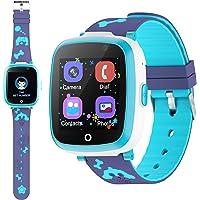 ETPARK Orologio Intelligente Bambini con 6 Giochi,Kids Smart Watch Phone per Bambini Musica MP3,LBS Anti-perso Orologio…