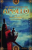 De brandende Doolhof (De beproevingen van Apollo Book 3)