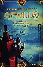 De brandende Doolhof (De beproevingen van Apollo)