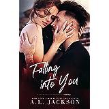 Falling into You: A Second-Chance Romance (Falling Stars) (English Edition)