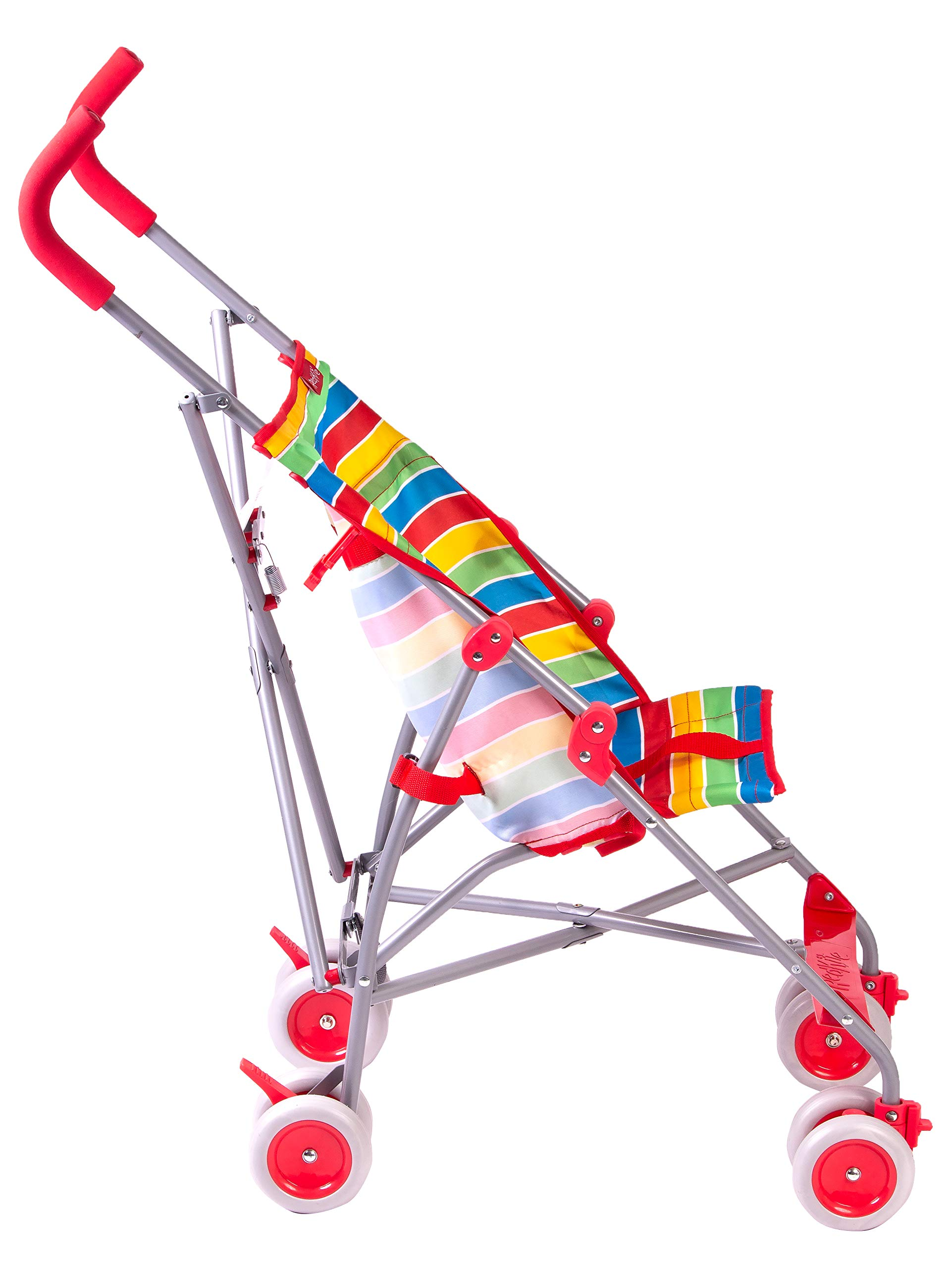 Red Kite Baby Push Me Lite Summer Stripe Pushchair Red Kite Ideal for holidays Makes a perfect second buggy Suitable from 6 months 4