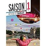 Saison: Livre de l'eleve (A1+) + DVD-Rom