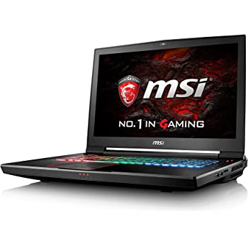 MSI Gaming GT73VR 6RE(Titan SLI 4K)-064UK 2.7GHz i7-6820HK