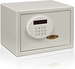 Godrej Security Solutions Taurus Electronic Safe (Ivory, Powder Coated Finish)