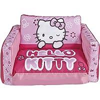 Worlds Apart Canapé Lit Hello Kitty 26 x 68 x 105 cm